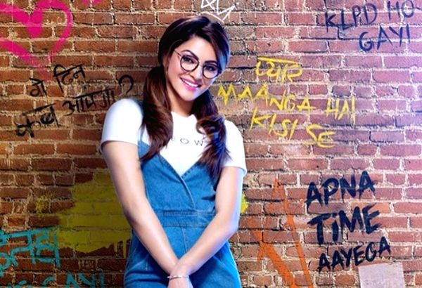 Actress Urvashi Rautela. - Urvashi Rautela