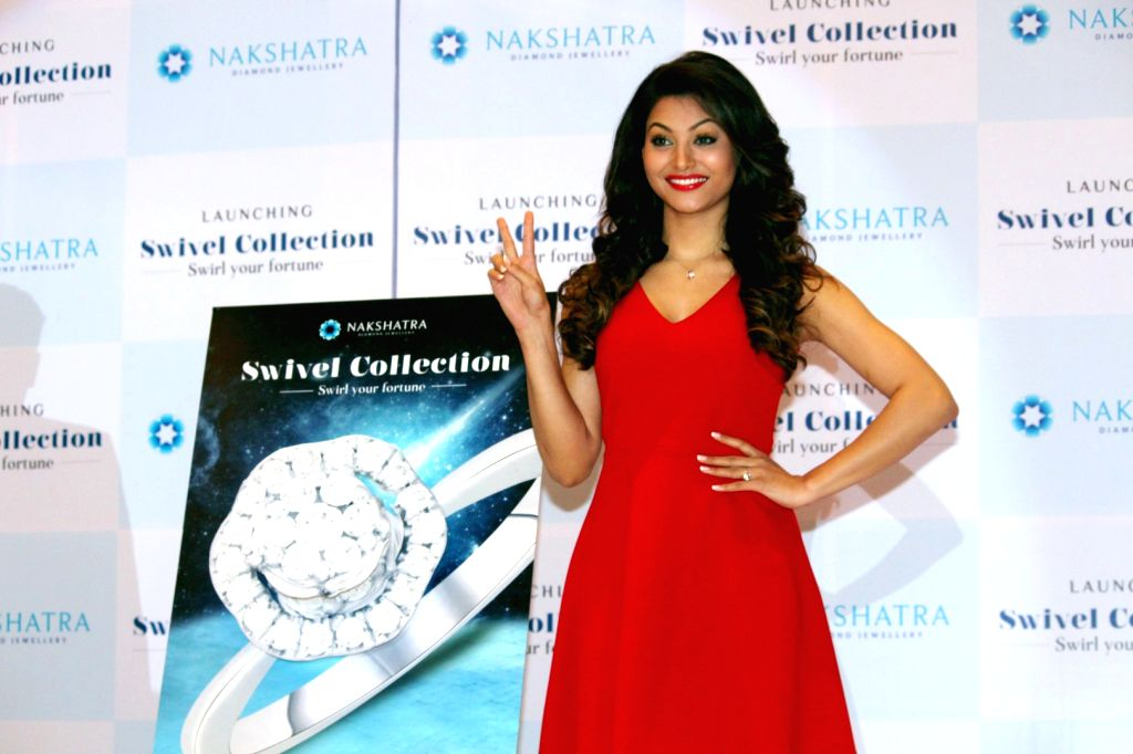 Actress Urvashi Rautela during a programme in Mumbai on July 25, 2017. - Urvashi Rautela