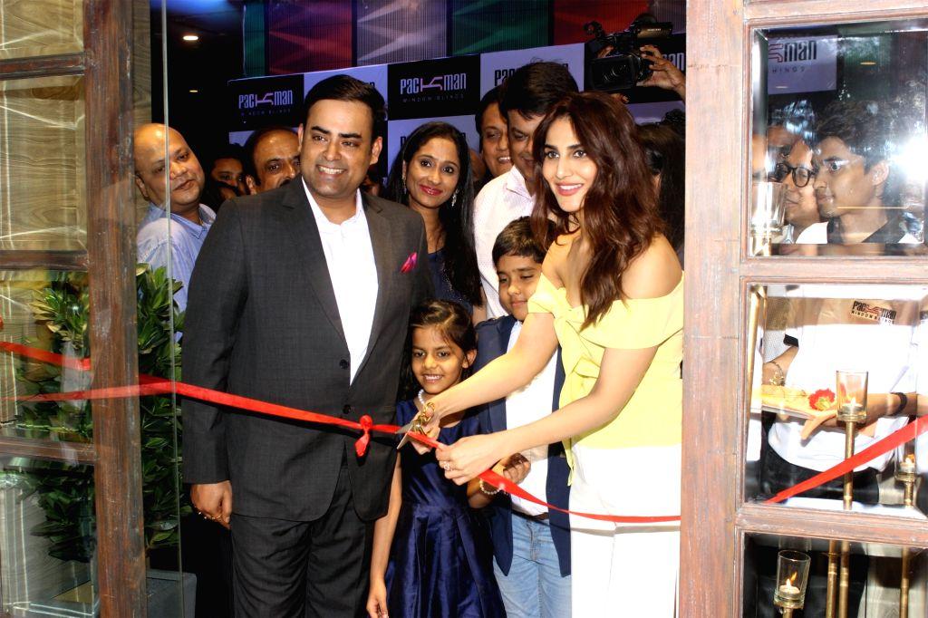 Actress Vaani Kapoor during launch of a lifestyle store in Kolkata, on May 13, 2018. - Vaani Kapoor