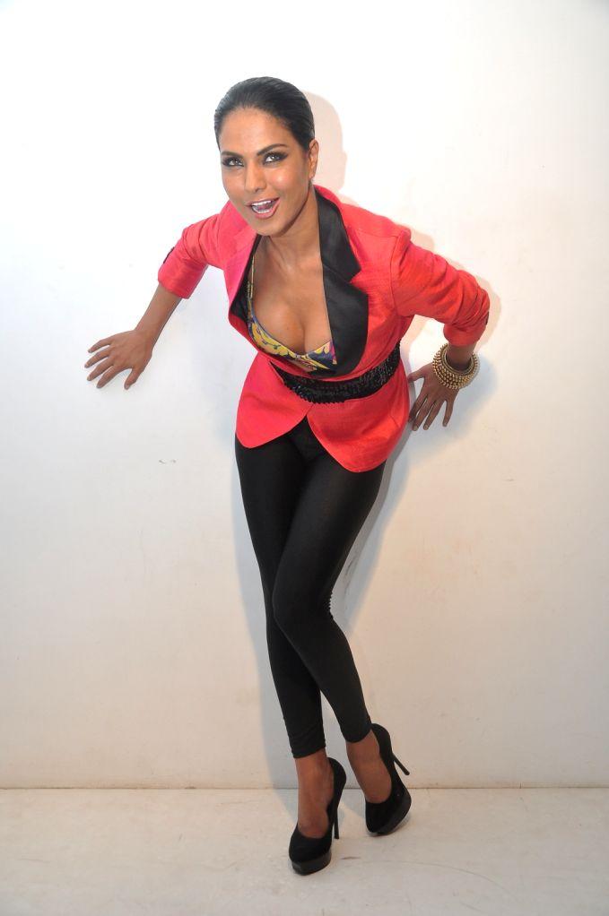 Actress Veena Mallik`s Photoshoot at Andheri.