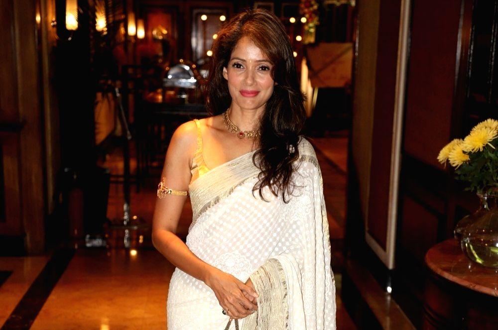 Actress Vidya Malvade. - Vidya Malvade
