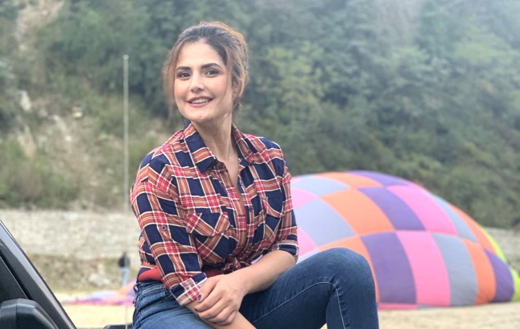 Actress Zareen Khan - Zareen Khan