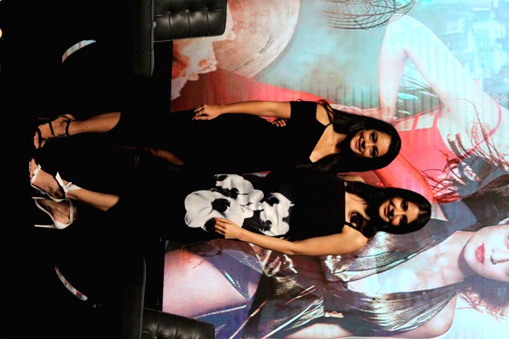 Actresses Anushka Sharma and Anya Singh during a YRF programme in Mumbai on July 5, 2017. - Anushka Sharma and Anya Singh