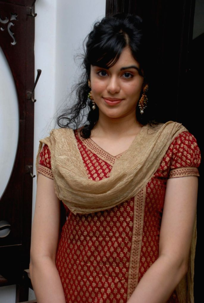 Adah Sharma at the Quest book launch.
