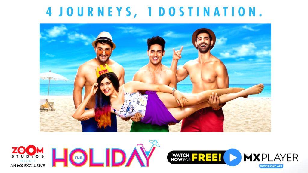 Adah Sharma: Impromptu trips are the most memorable. - Adah Sharma