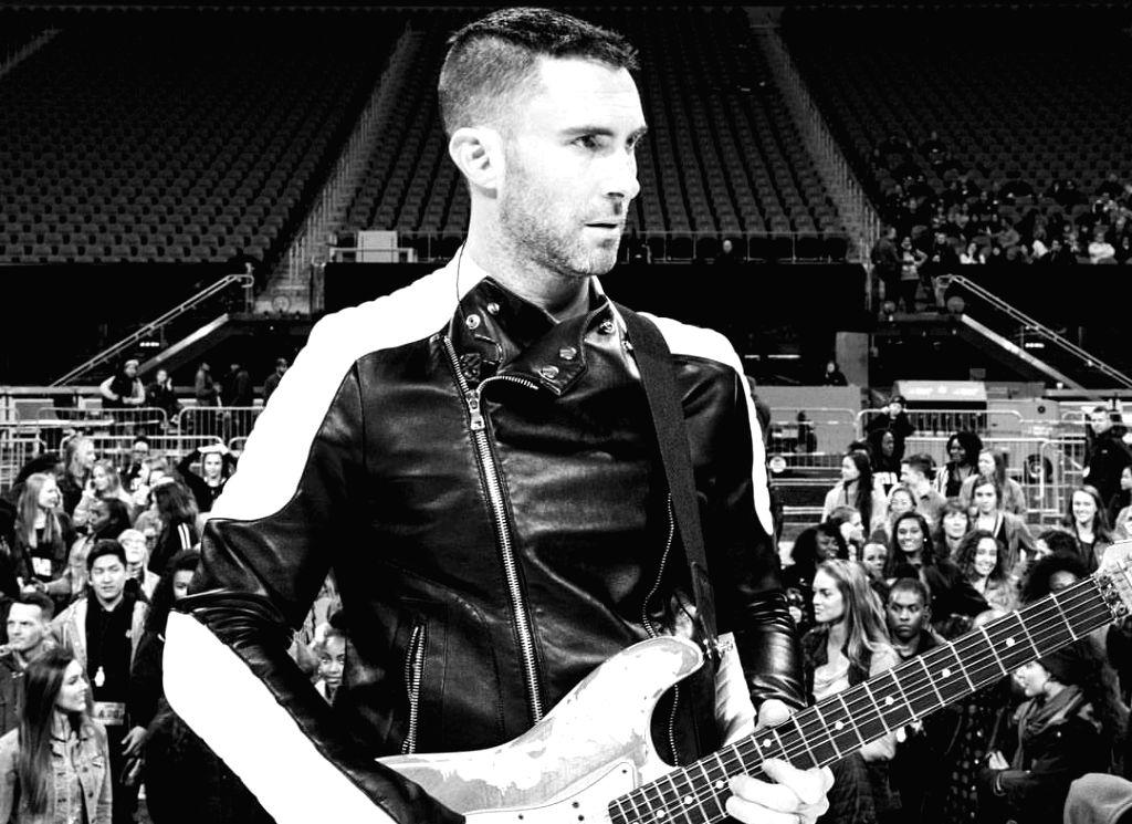 Adam Levine. (Photo: Twitter/@adamlevine)