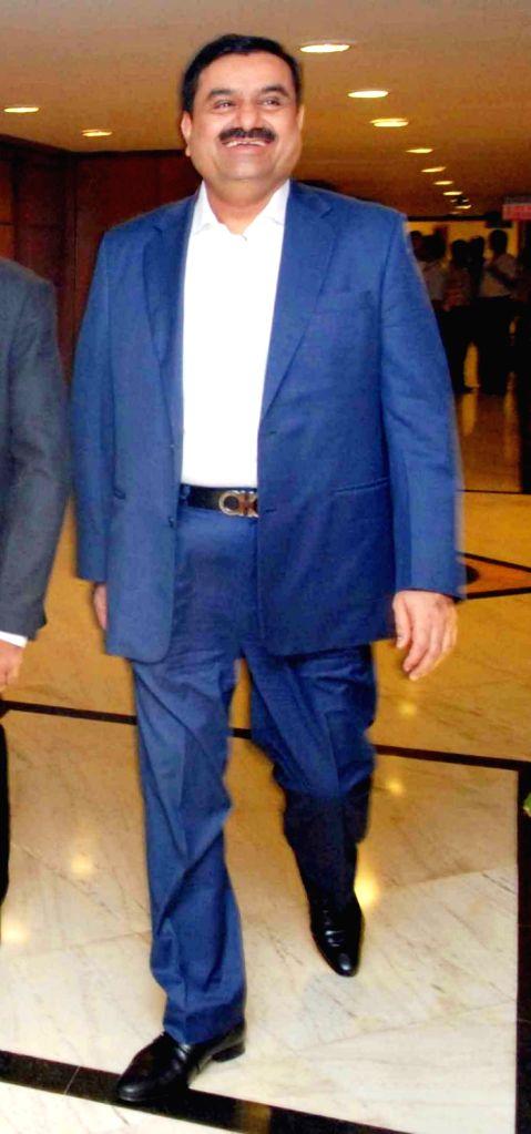 Adani Group Chairman Gautam Adani. (File Photo: IANS)