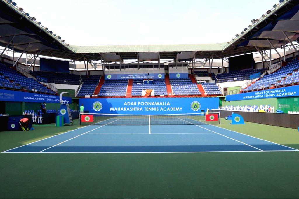 Adar Poonawalla Maharashtra Tennis Academy.