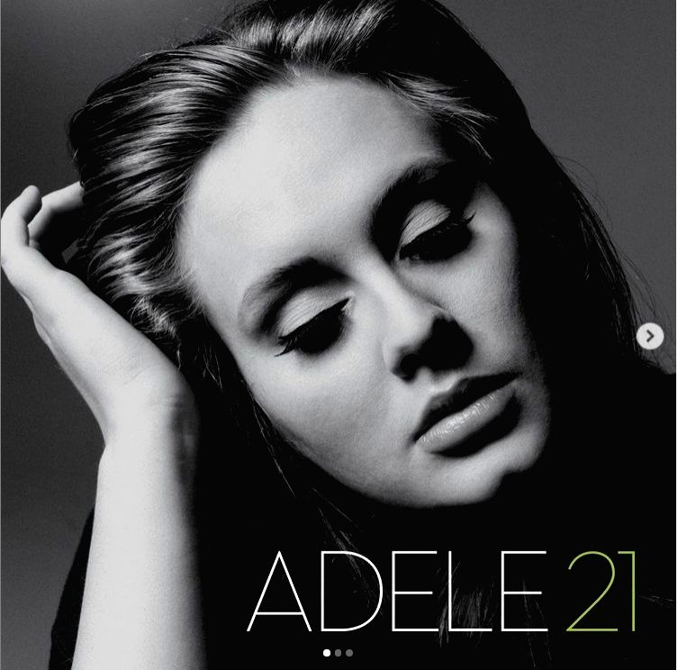 Adele's '21' turns 10, singer calls album 'old friend'(credit:Instagram/@adele)