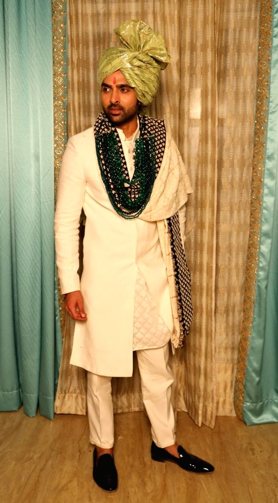 Adhvik Mahajan as Rakshit in Divya Drishti StarPlus. - Adhvik Mahajan