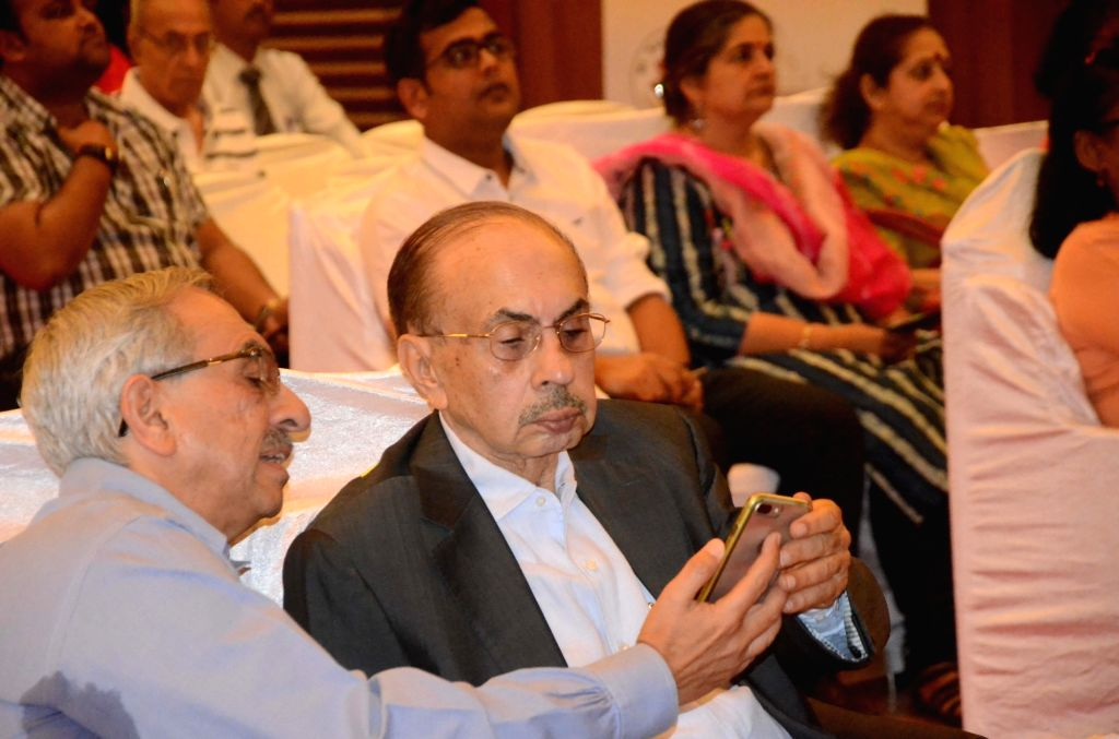 Adi Godrej and Nadir Godrej. (File Photo: IANS)