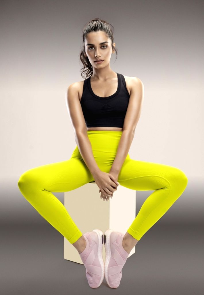 Adidas Launch of watch us move campaign- Manushi Chhillar, Miss World 2017