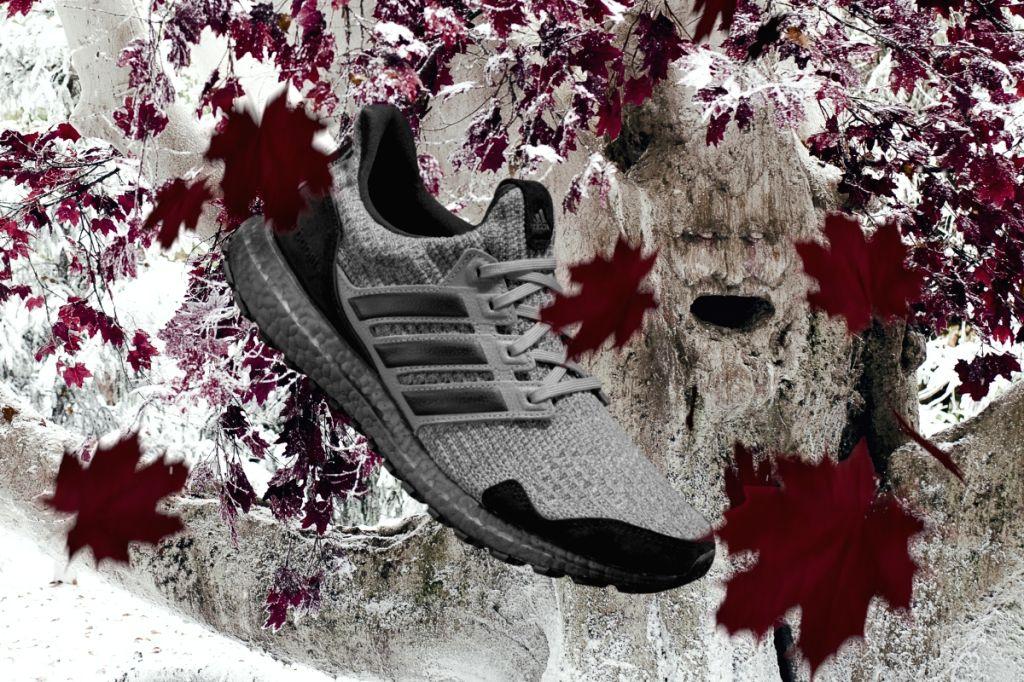 Adidas Running Game of Thrones UltraBoost Stark.