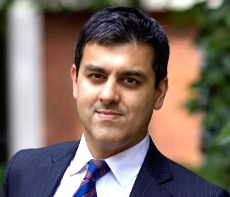 Aditya Bamzai, Associate Professor of Law at University of Virginia School of Law