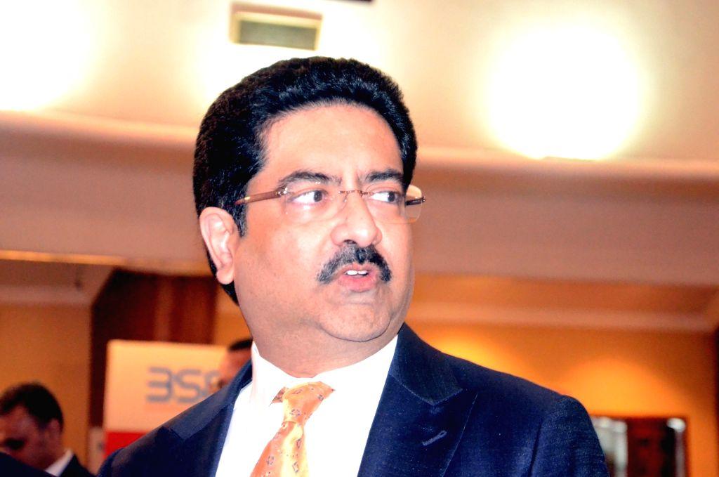 Aditya Birla Group Chairman Kumar Mangalam Birla. (File Photo: IANS) - Kumar Mangalam Birla