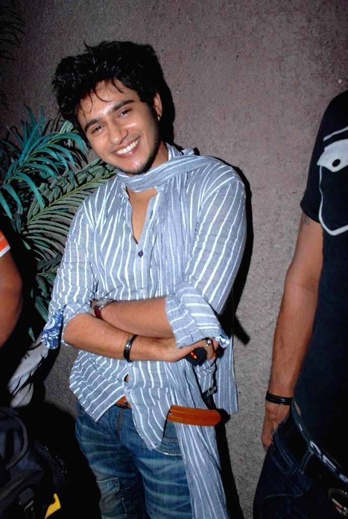 Aditya Singh Rajput at Kohinoor International bash hosted by Sinful entertainment at Vie Lounge. - Singh Rajput