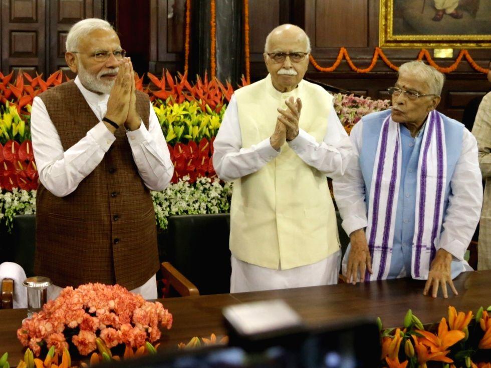 Advani, Joshi invited to Ayodhya Bhoomi Pujan: Ram Mandir Trust