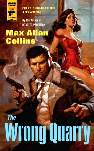 Adventures starting prolific American mystery writer Max Allan Collins\' professional killer Quarry.