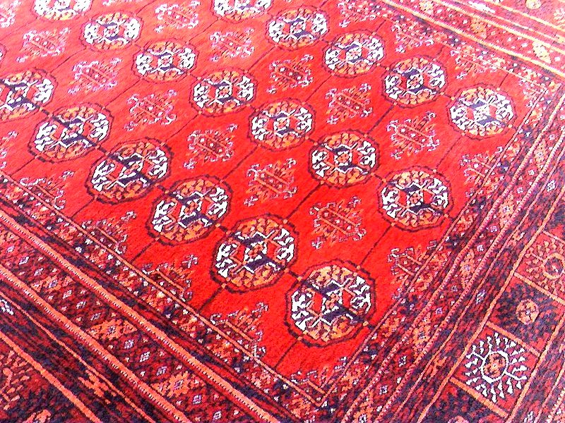 Afghan carpet exports to India fall due to closure of air corridor(photo:instagram)