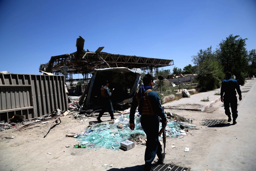 Afghan UN mission concerned over attacks on healthcare workers