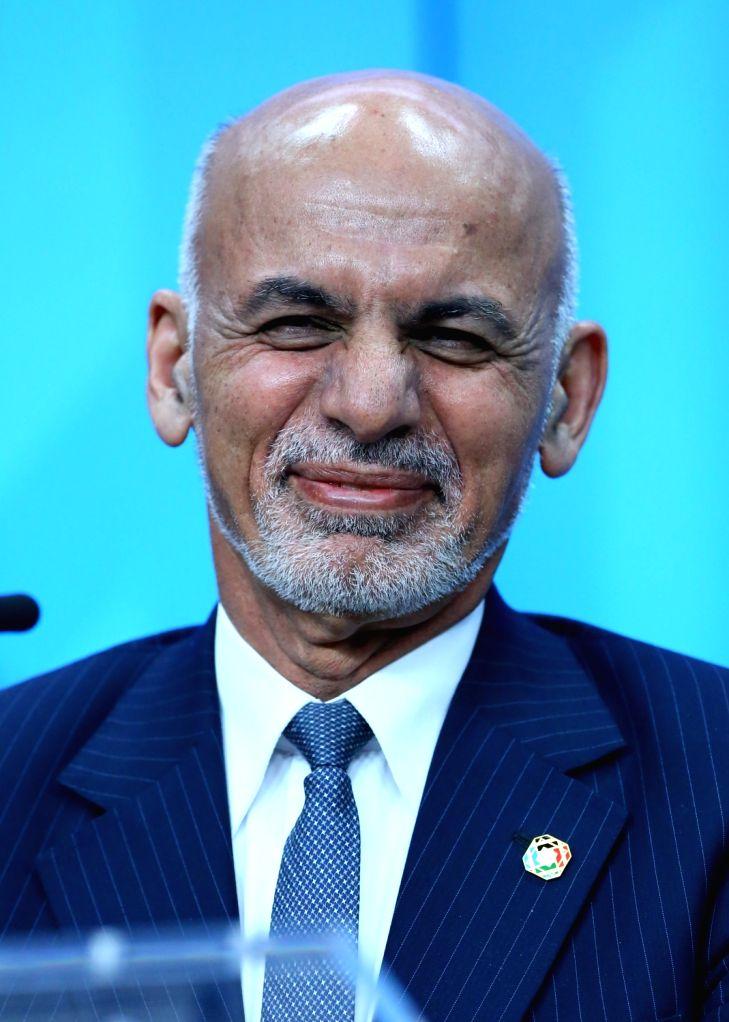 Afghanistan President Mohammad Ashraf Ghani. (File Photo: IANS)