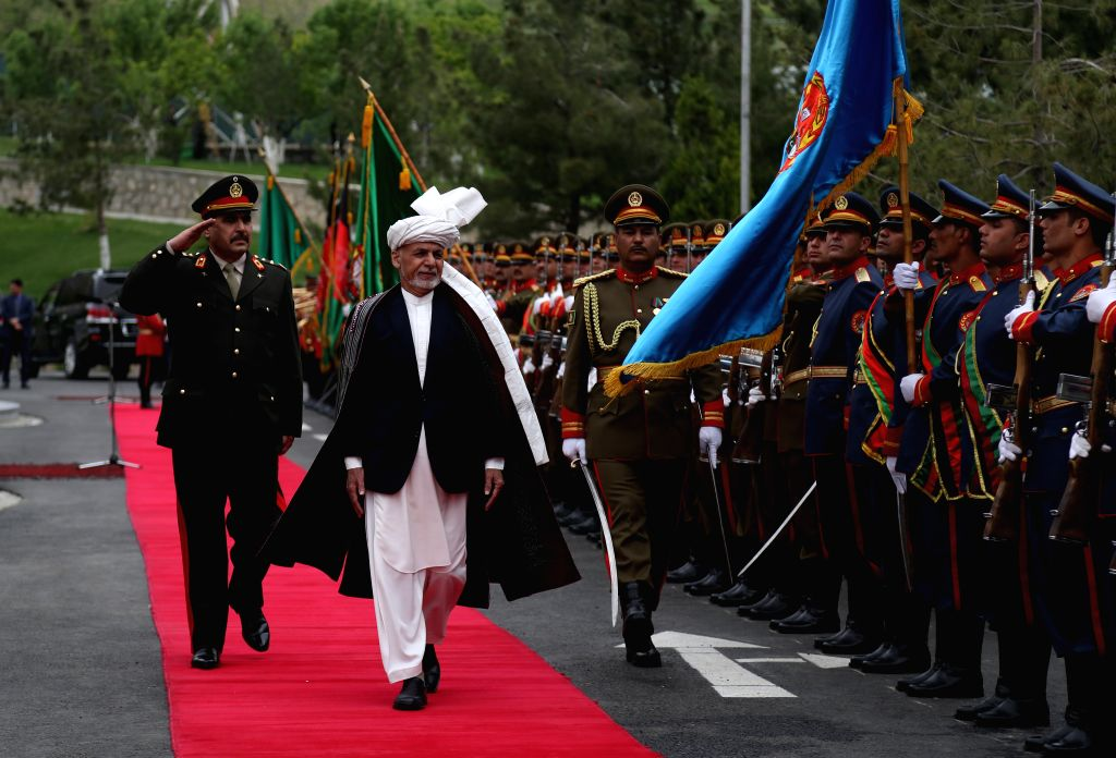 Afghanistan to host int'l conference on peace process