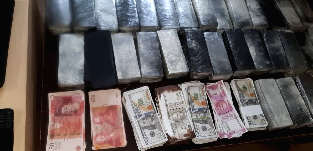 Africans arrested for fake cash, no travel documents in Bluru
