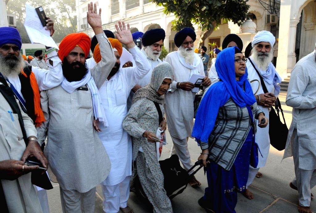 After 1,750-km odyssey, Sikh pilgrims reach Punjab