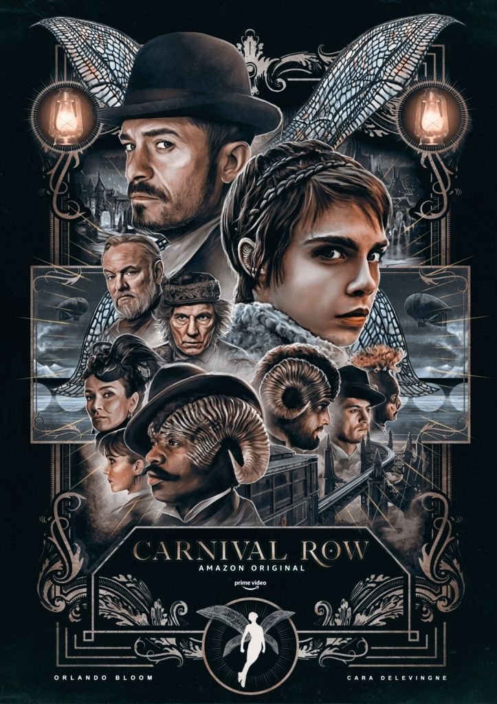 """After an acclaimed season of """"Daredevil"""", Erik Oleson is set to take over as showrunner for season two of the fantasy drama """"Carnival Row"""", which stars Orlando Bloom and Cara ..."""