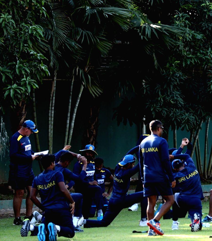 After Covid-19 scare, SL-Bangladesh ODI starts