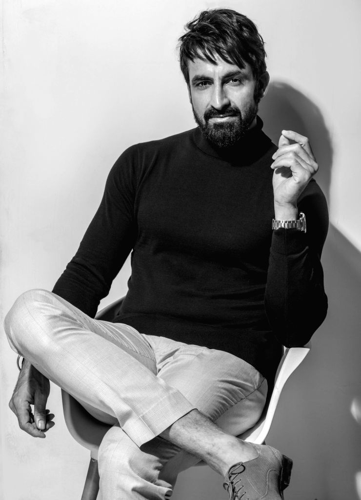 """After making his presence felt in the south film industry, actor Vikramjeet Virk is set to make his Hindi film debut with filmmaker Karan Johar's """"Drive"""". The actor considers it to be an absolute privilege. The Netflix Original film also stars Sushan - Vikramjeet Virk and Sushant Singh Rajput"""
