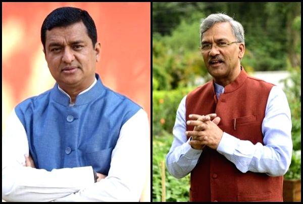 After meeting Baluni, Uttarakhand CM Rawat heads to Nadda's residence