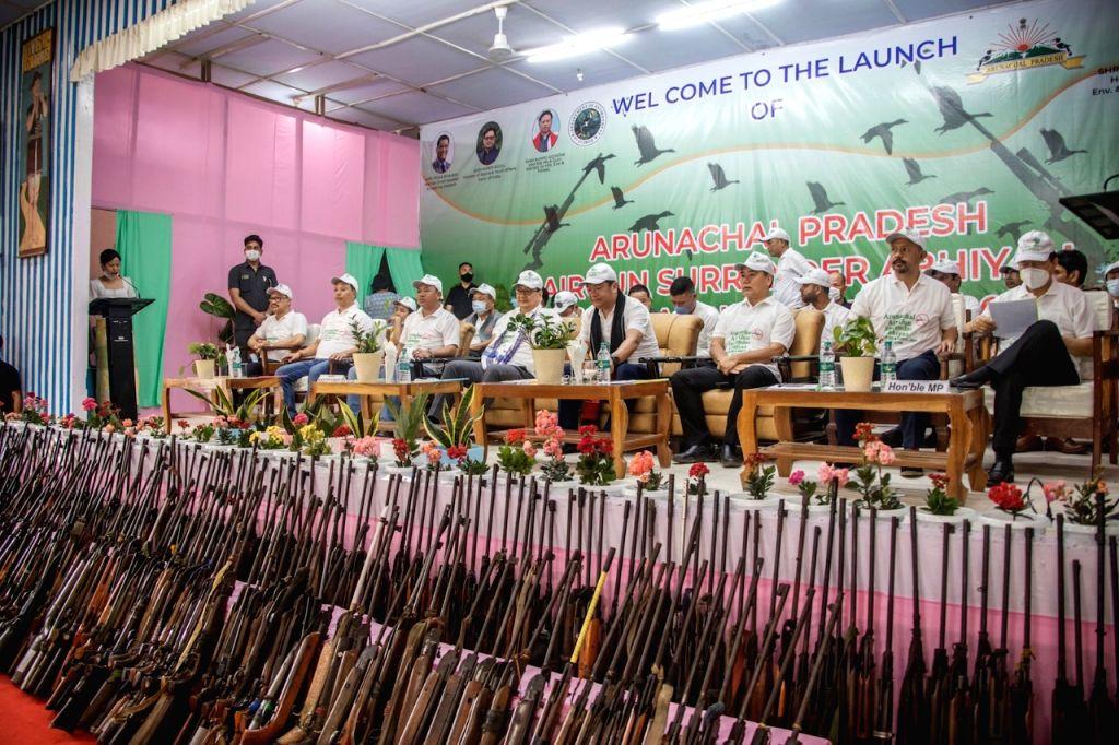 After Nagaland, Arunachal firm to protect birds, wild animals