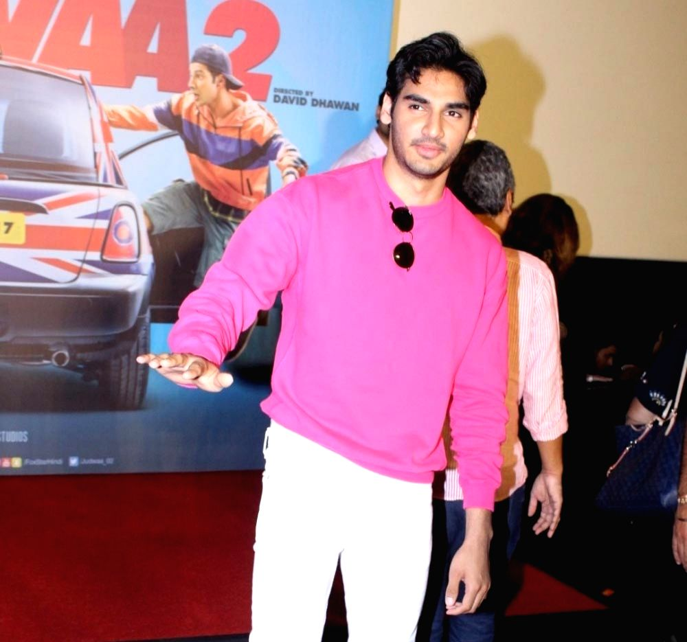 Ahan Shetty. (File Photo: IANS) - Ahan Shetty
