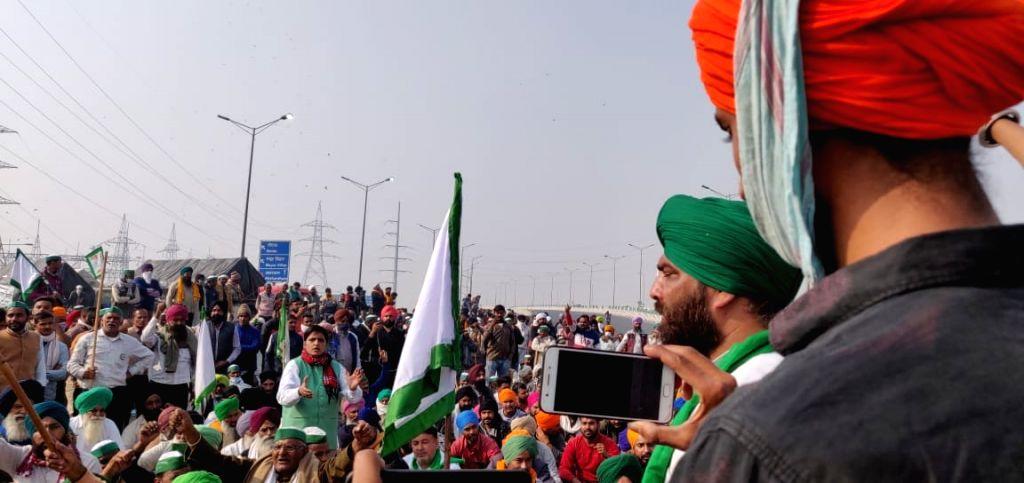 Ahead of talks, Noida-Gzb routes to Delhi shut, Hry borders sealed