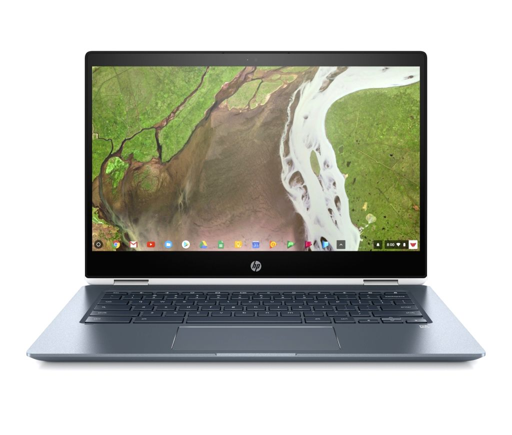 "Aiming to fulfil the entertainment needs of Gen Z, HP Inc on Friday introduced its new Chromebook in India at a starting price of Rs 44,990. Called ""HP Chromebook x360"", the device comes ..."