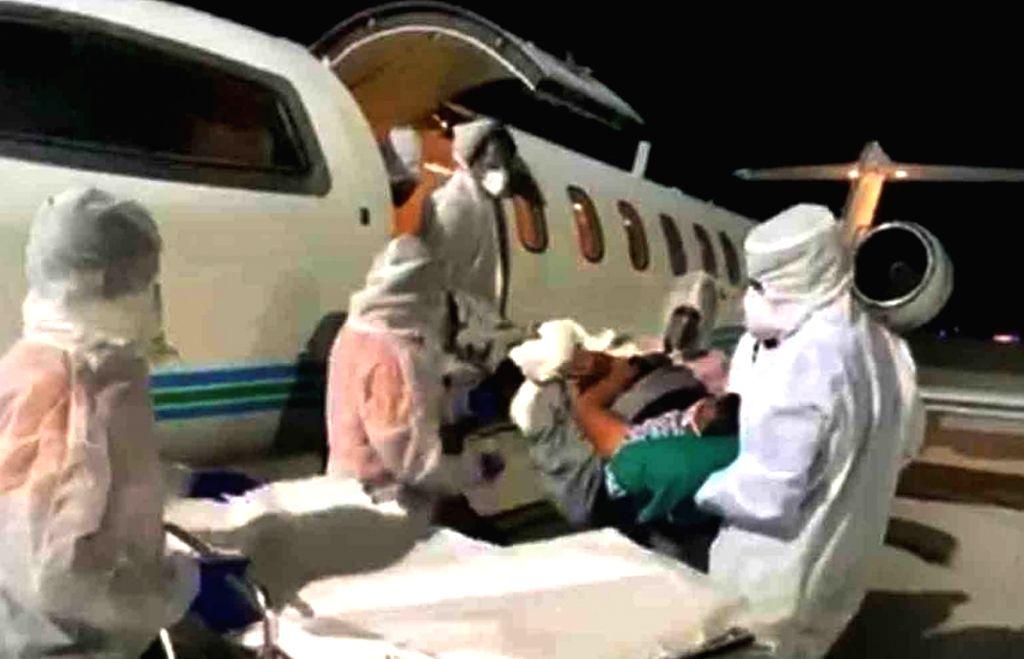 Air Ambulance.