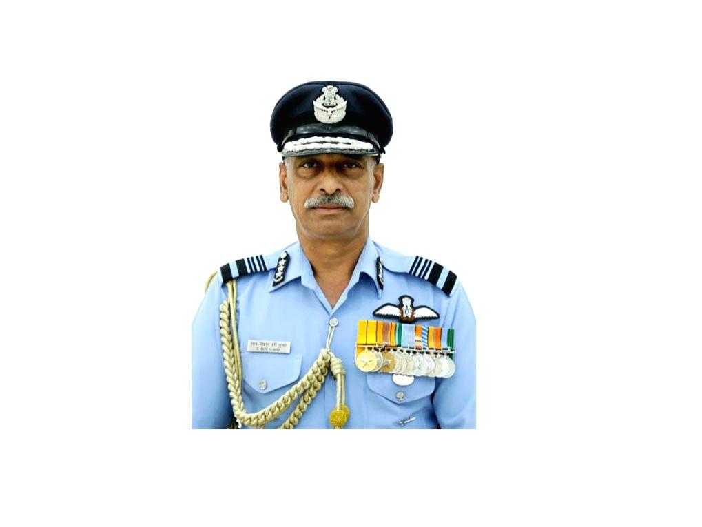 Air Marshal (Retd.) Chandrashekharan Hari Kumar. - Hari Kumar