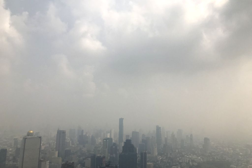 Airborne metal pollution is associated with an increased risk of premature death in humans, according to a study. (Xinhua/Yang Zhou/IANS)