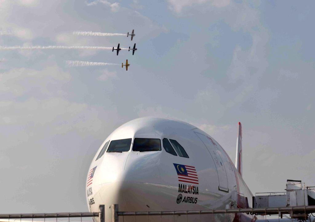 Airbus. (File Photo: IANS)