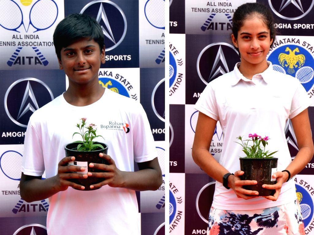 AITA under-16 tennis: Pranav, Amodini emerge champions