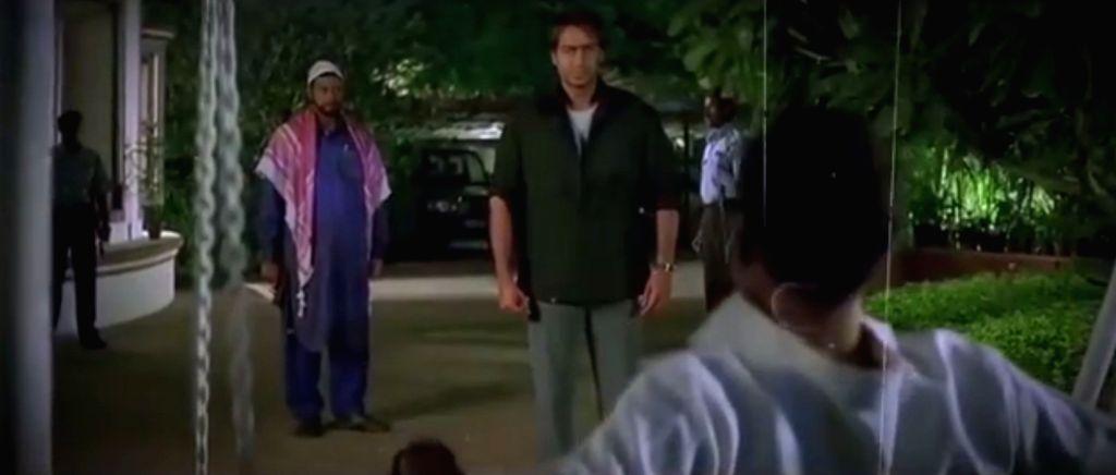 Ajay Devgn-starrer 'Apaharan' turns 15, actor shares a post. - Ajay Devgn