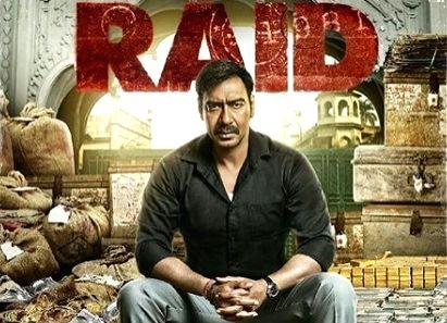 Ajay Devgn-starrer 'Raid' to get a sequel. - Ajay Devgn