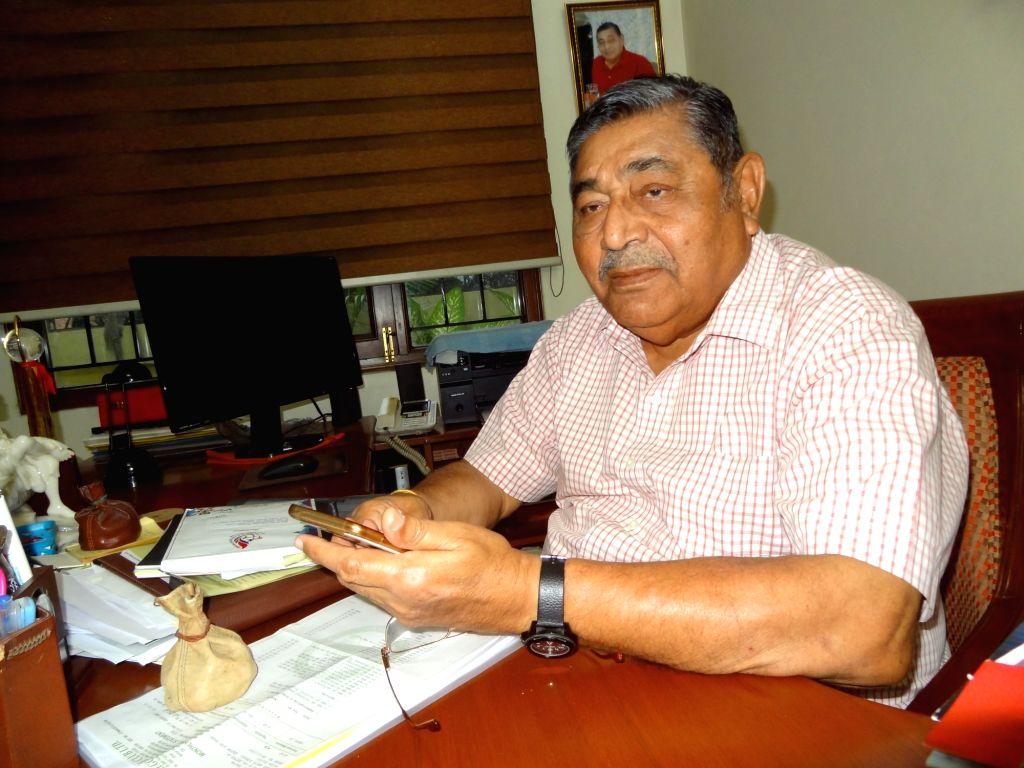 Ajay Raj Sharma. former Commissioner of Delhi Police. (File Photo: IANS) - Ajay Raj Sharma