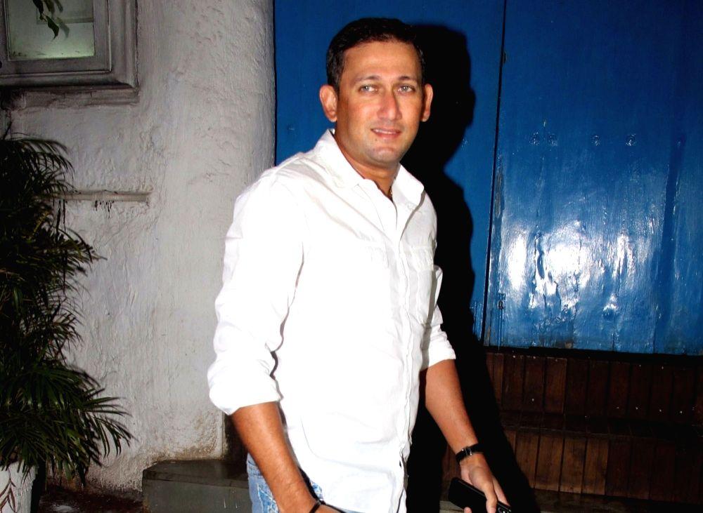 Ajit Agarkar. (File Photo: IANS)