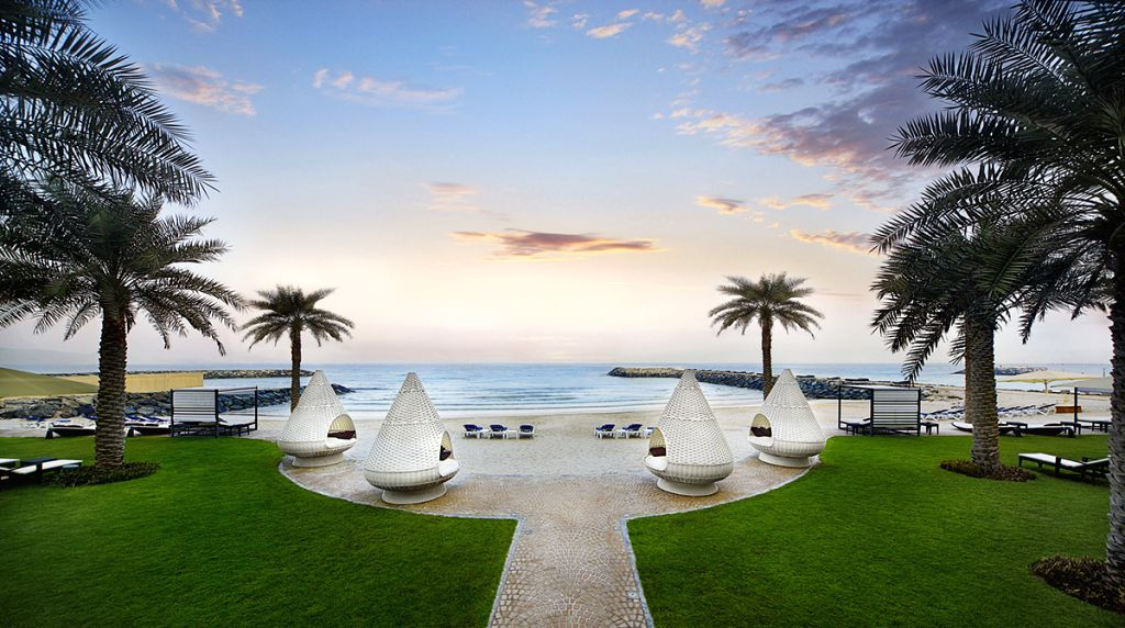 Ajman Palace Beach