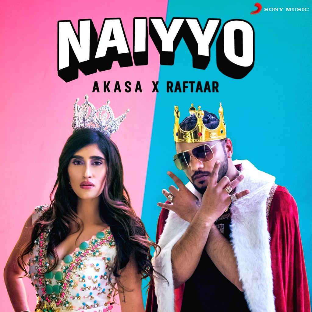 Akasa, Raftaar create a fun song about heartbreak.