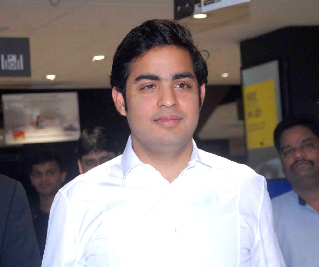Akash Ambani. (File Photo: IANS) - Akash Ambani