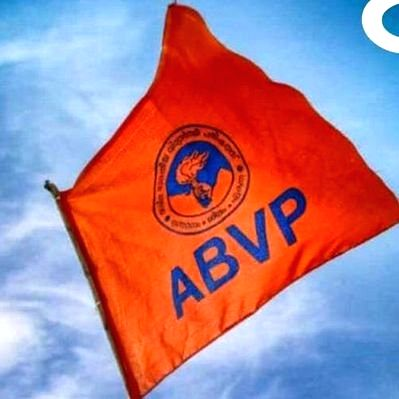 Akhil Bhartiya Vidyarthi Praishad (ABVP).