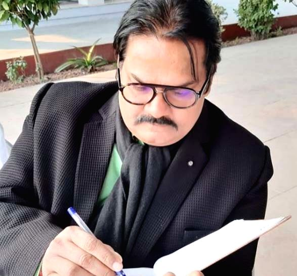 Akhilendra Mishra could have been a lecturer. - Akhilendra Mishra